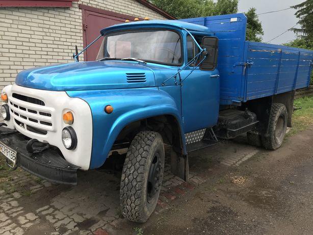 Вантажівка зил 130 1989 бортовий