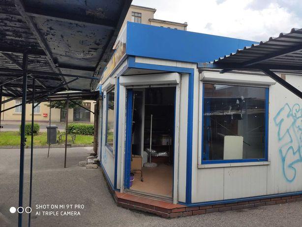 Pawilon handlowy kiosk + GRATIS