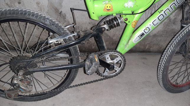 Продам горний дитячий велосипед і ВМХ