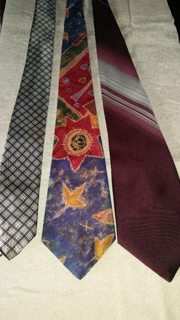 krawaty męskie