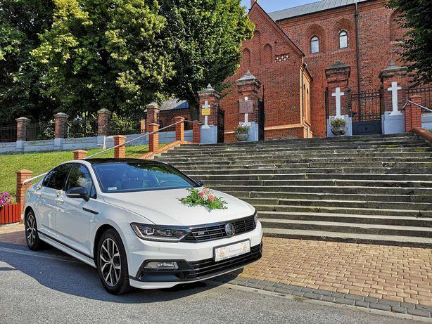 Auto do ślubu, samochód na wesele - Volkswagen Passat R-Line