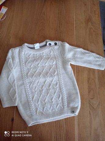Sweterek H&M rozmiar 80