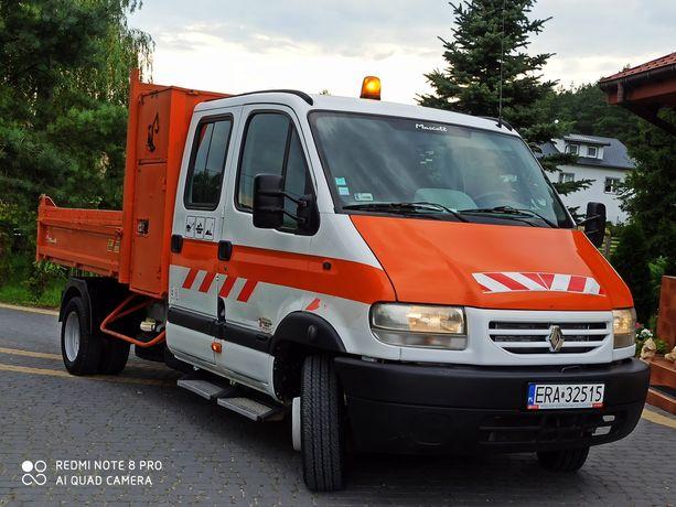 Renault Mascott 2002_ 28 TD_ 280 tys _ wywrotka, kiper