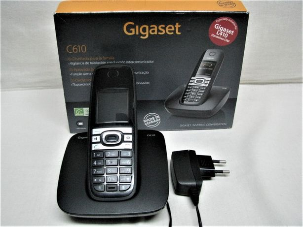 Telefon SIMENS Gigaset C610 + za darmo kurtka