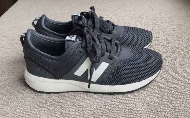 Новые кроссовки NB оригинал! 33.5р 21.5см Puma Nike Adidas New balance