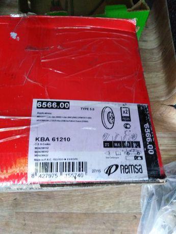 Продам тормозные диски Remsa