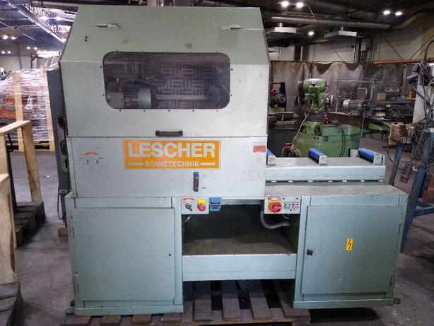 Sprzedam przecinarkę do aluminium firmy Lescher