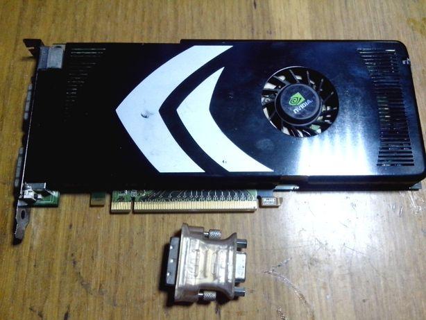 Видеокарта GeForce 8800 GT – рабочая