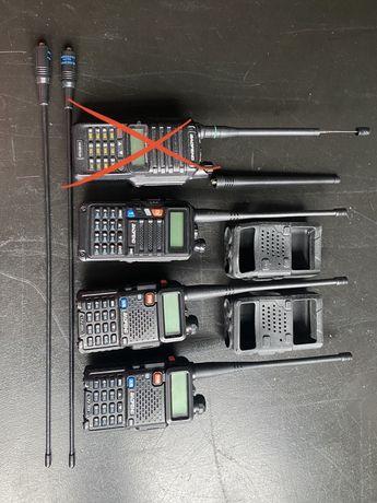 Krótkofalówki Baofeng Walkie Talkie Radiotelefon Skaner
