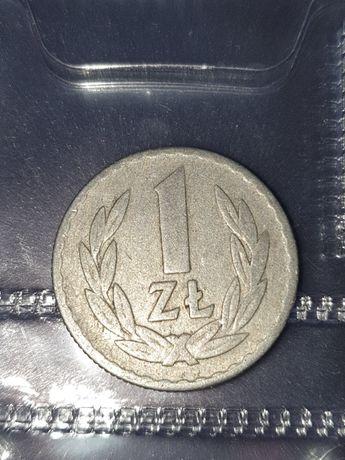 1 zł PRL 1967r najrzadszy rocznik