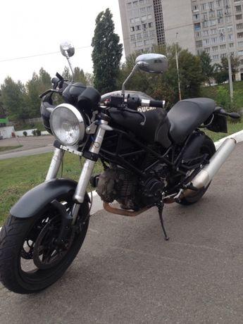 Продаю Мотоцикл Ducati monster 2008 год