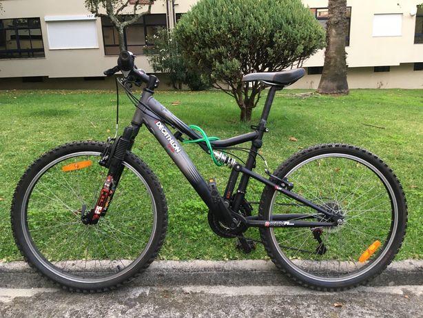 Bicicleta roda 24 de Menino