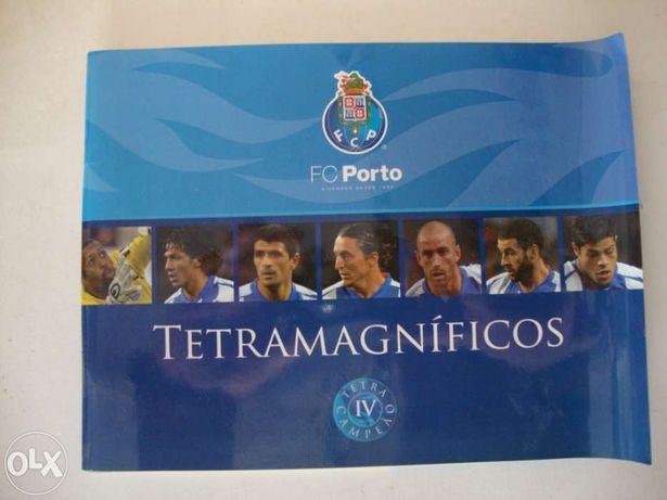 Caderneta de cromos FCPorto