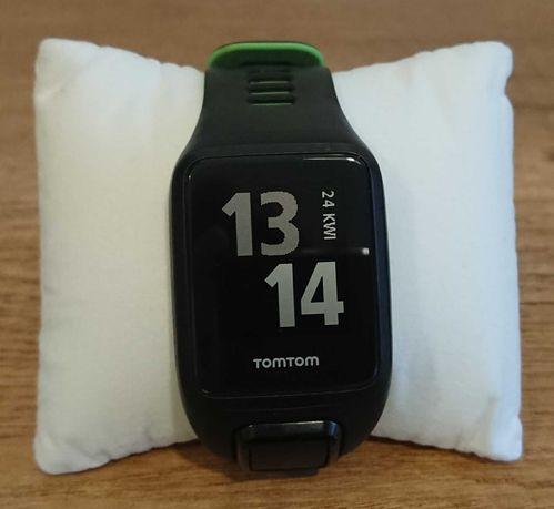 Zegarek sportowy TomTom Runner 3 Cardio GPS L + Folia