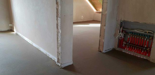 WA-BET posadzki agregatem wylewki betonowe