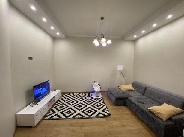 V Двухкомнатная квартира с ремонтом и мебелью и техникой на Генуэзской