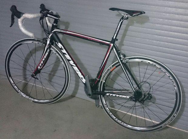 Велосипед Stevens Aspin CT,шоссейный. Велоочки, шлем Carerra в подарок