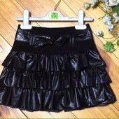 Нарядная, школьная юбка+блузочка