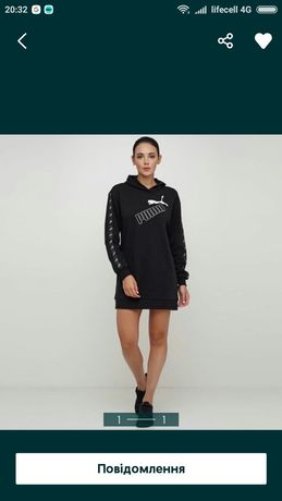 Платье Puma оригінал