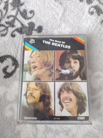 The best of The Beatles kasety