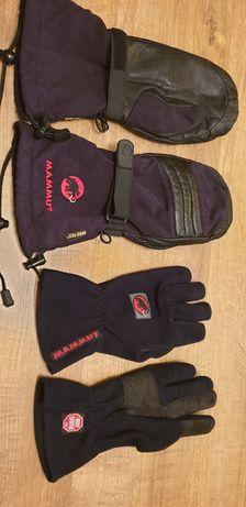 Mammut rękawiczki rękawice