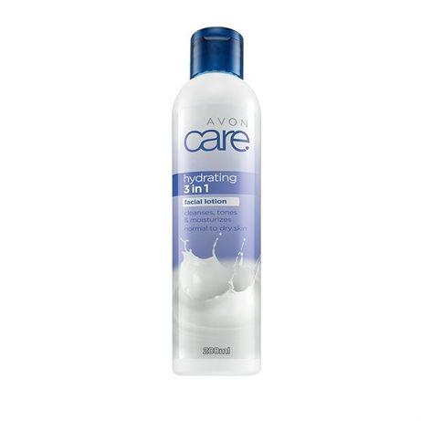 Avon Care krem-żel do mycia twarzy 3w1.