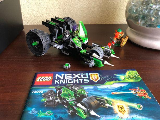 Klocki Lego NEXO KNIGHTS zestaw 72002 - Podwójny infektor