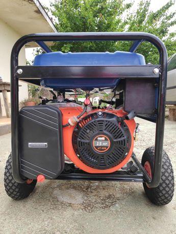 Vendo gerador MAC6500, a gasolina, monofásico, como novo