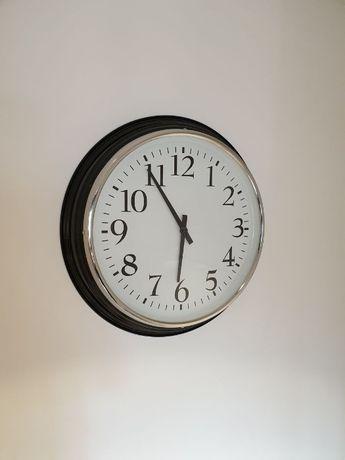 Zegar ścienny Ikea Bravur duży