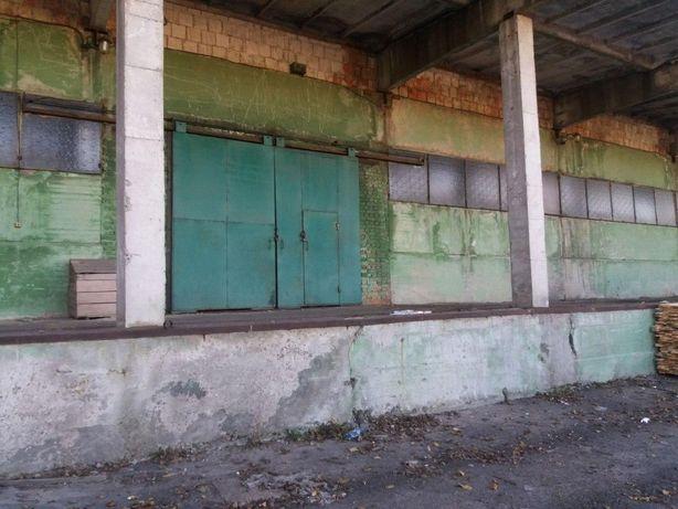 Аренда производственного и складского помещения