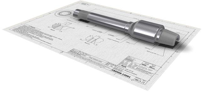 Projekty maszyn i części 2d / 3d / patenty / obliczenia / wizualizacje