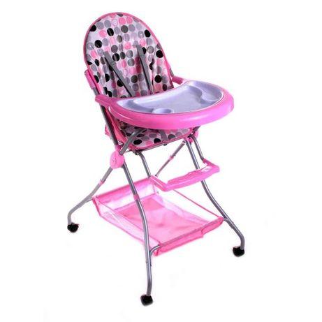 Стільчик для годування 5454 (H-17) Широке крісло