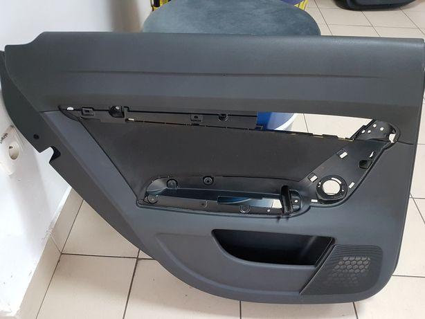 Tapicerka boczek drzwi tył lewy Audi A6 C6