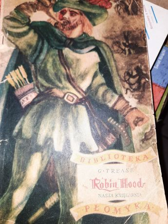 Robin Hood Królewicz i żebrak