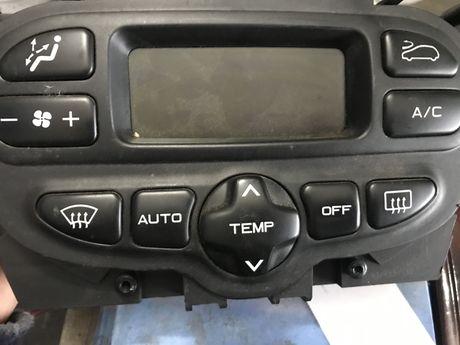 Peugeot 307 panel sterowania klimatyzacja wentylator