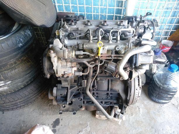 Двигатель дизель 2.0 по запчастям мазда 6 Mazda6 GH 2008 год