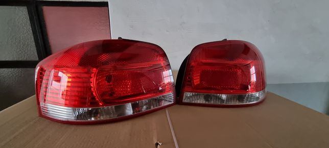 Farolins traseiros Audi a3 8p