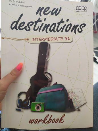 New destination intermediate B1 ćwiczenia