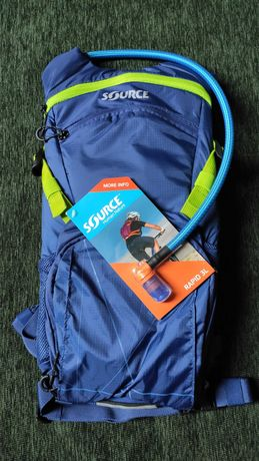 SOURCE Rapid 3l camelback nowy plecak z bukłakiem