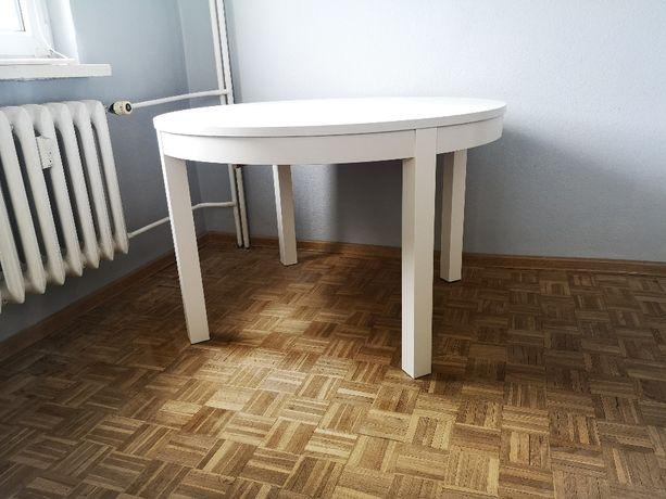 Stół Bjursta biały Ikea