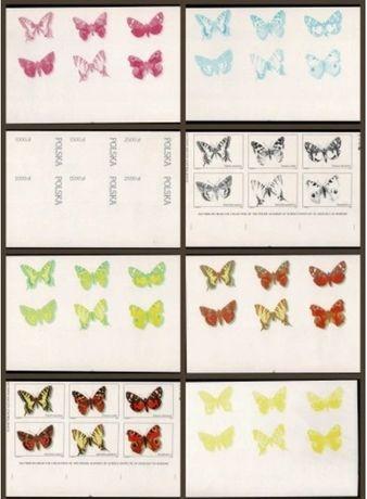 10 sz Fi 3195/3200 - MAkuLaTuRa - DRUK FAZOWY - Nz - ATESTY - znaczki