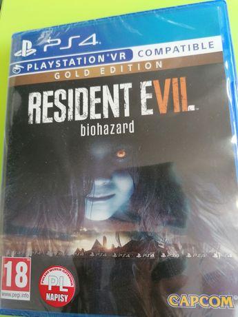 Resident Evil 7 Gold Edition PS4 PL Sklep