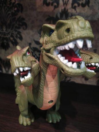 Интерактивный дракон интерактивная игрушка