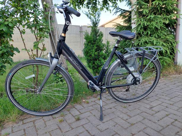 Rower Sparta aluminiowy miejski