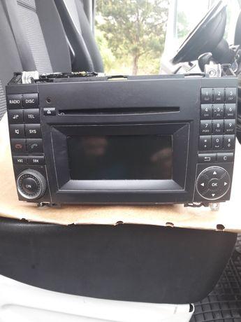 Radio Mercedes  VRG1 My2520