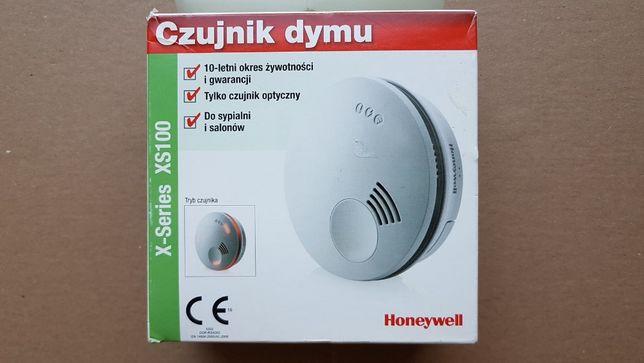 Czujnik ciepła i dymu Honeywell