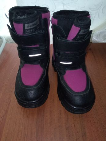Сапоги ботинки для девочки Demar Демар размер 29