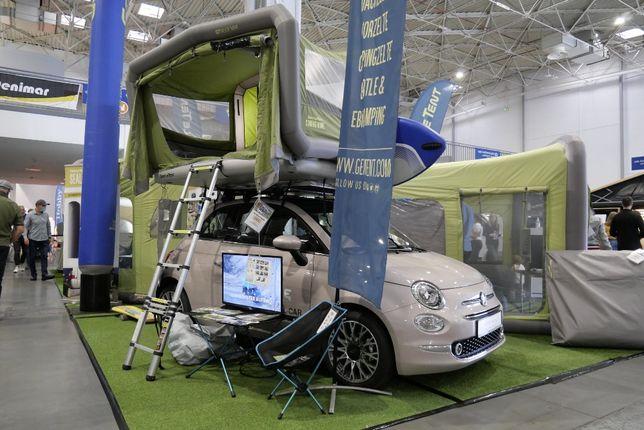 Mini GT Roof - Pompowany namiot dachowy tylko19kg