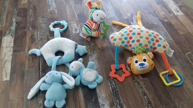 Zabawki, zawieszka i pozytywka