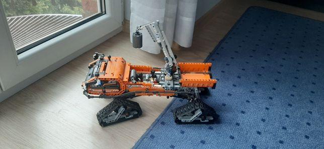 LEGO 42038 łazik arktyczny kompletny zestaw